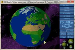 Земля в старом XCOM
