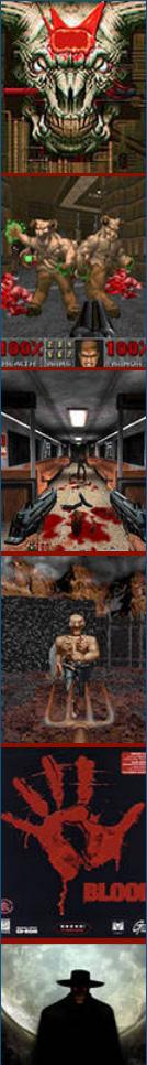 Злые игры.