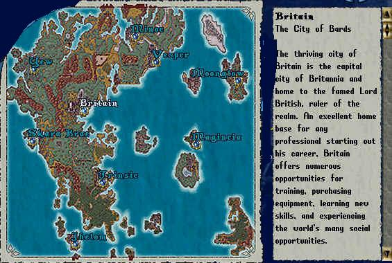 UO World map
