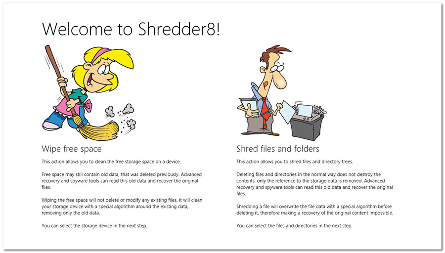 Shredder 8