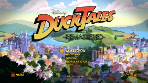 Ducktales Remastered