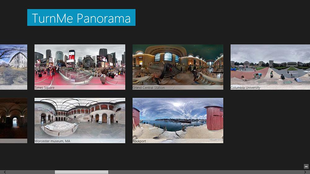 Программа для создание панорам