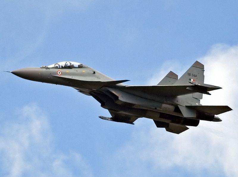 Su-30MKI (Flanker-H)