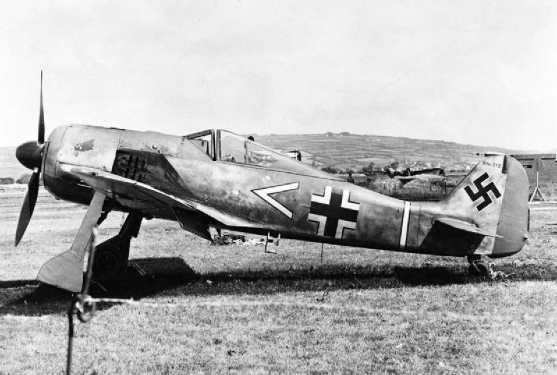 Focke-Wulf Fw 190 Wurger