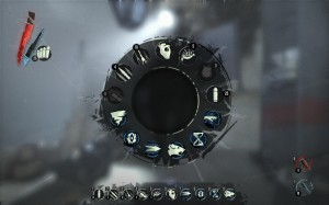 Dishonored weapons