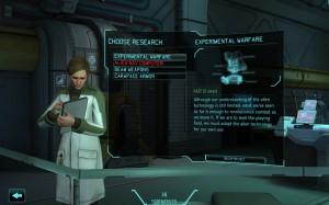 Исследования в новом XCOM
