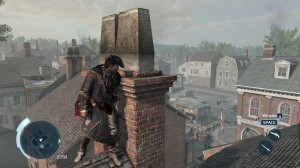 Assasins creed 3 - screen