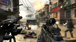 Call of duty black ops 2 - screen