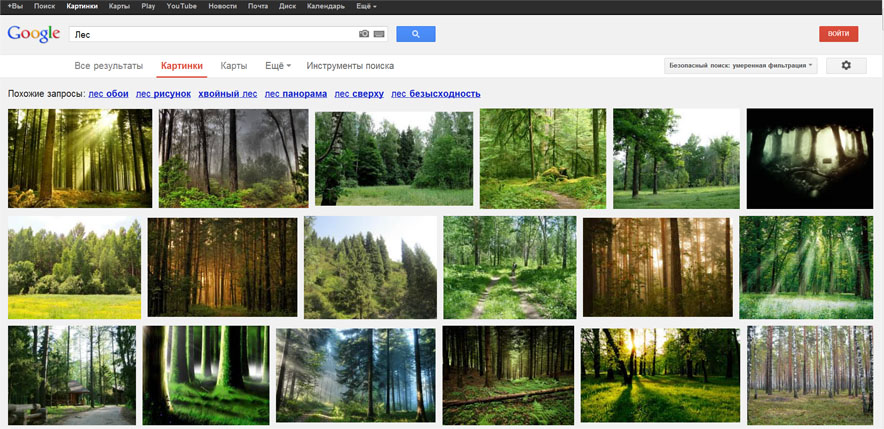 Find pictures