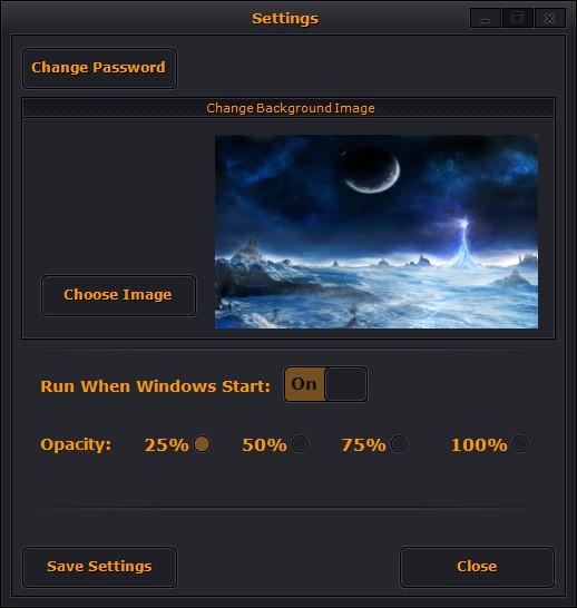 Desktop VLocker