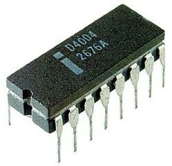 Процессор Intel 4004