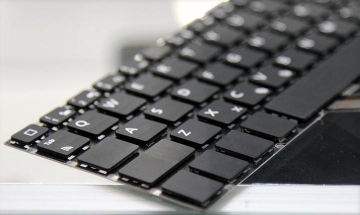 Maglev Keyboard