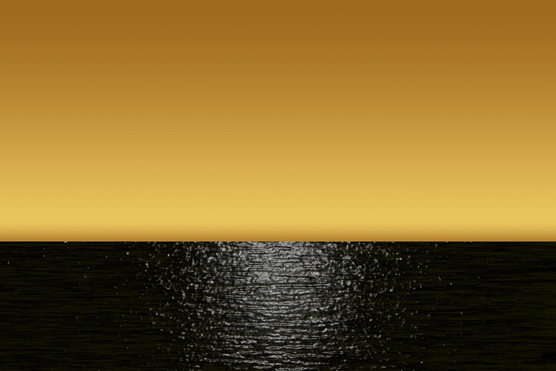 Как в Photoshop нарисовать море