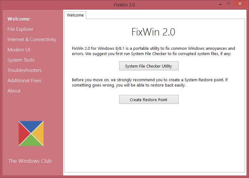 FixWin 2