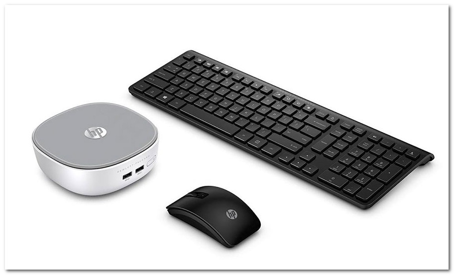 HP Pavilion Mini Desktop