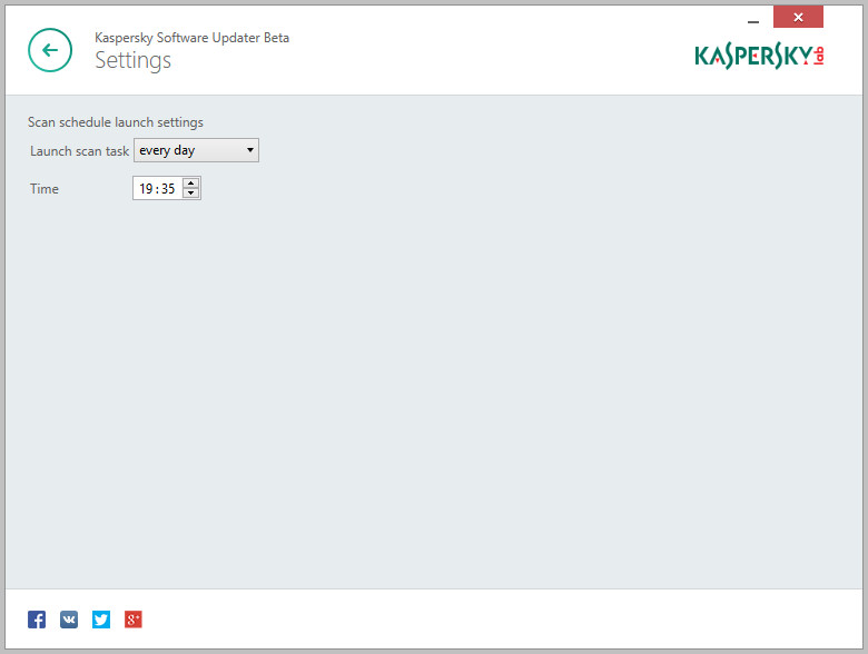 Kaspersky Software Updаter