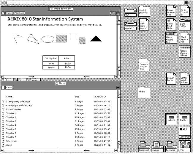 Xerox 8010 Information System
