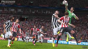 Pro Evolution Soccer 2015