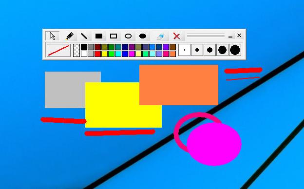 Screen Marker