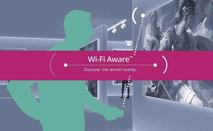 Wi-Fi Aware