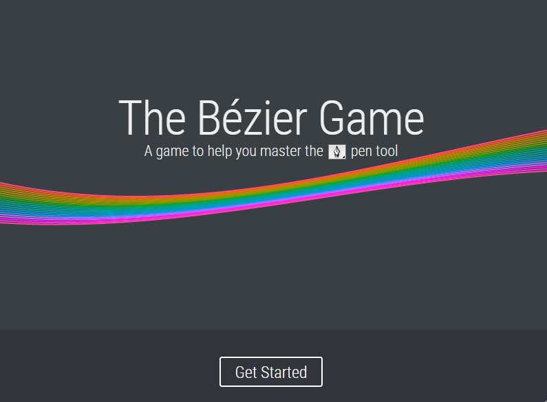 The Bezier Game