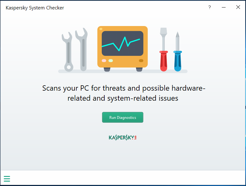 Kaspersky System Checker