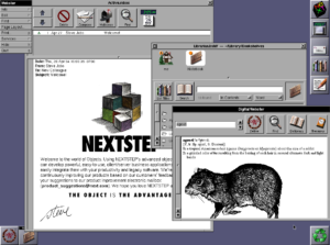 NeXTSTEP 3.3