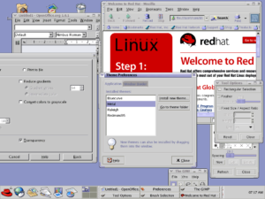 Red Hat Linux 8.0