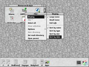 RISC OS 4