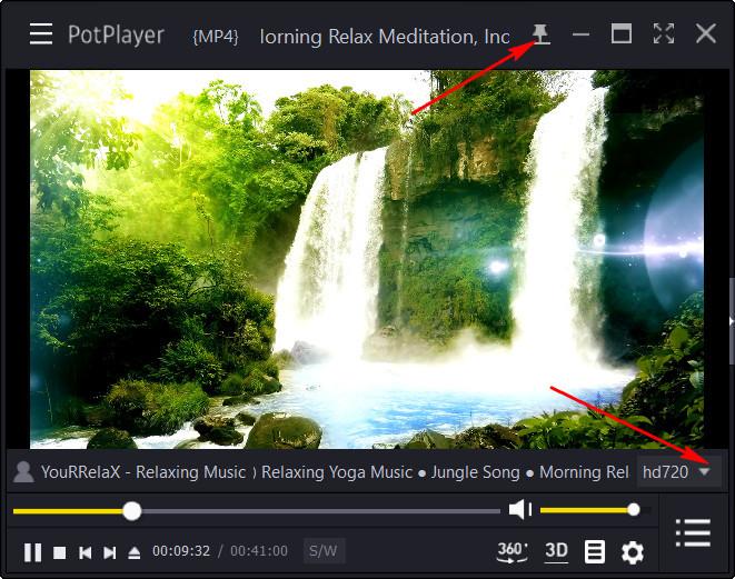 Воспроизведения видео