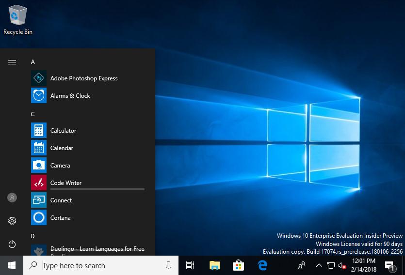 Виртуальная машина Windows