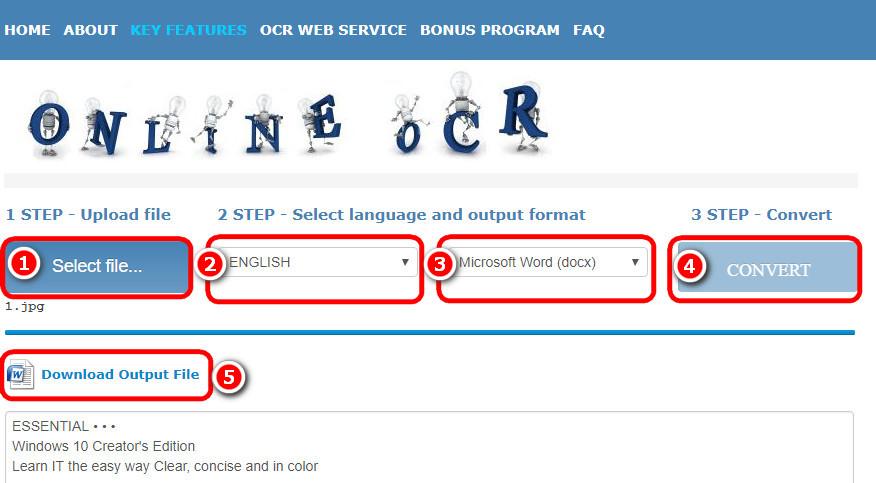 OnlineOCR.net