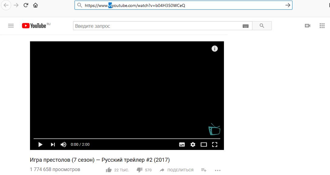 Автоматическая загрузка с YouTube