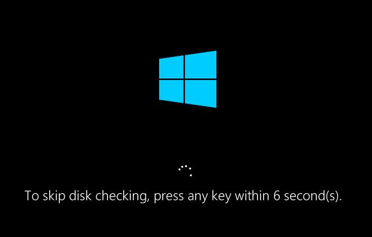 Проверка диска
