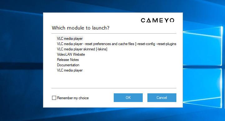 Портативные версии программ в Cameyo
