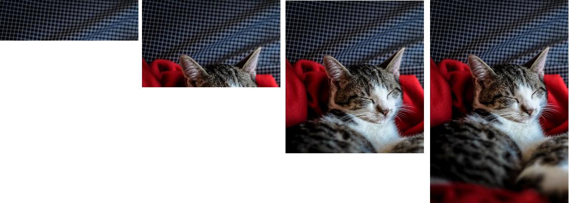 Загрузка базового последовательного JPEG