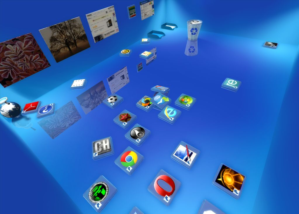 Real Desktop 3D