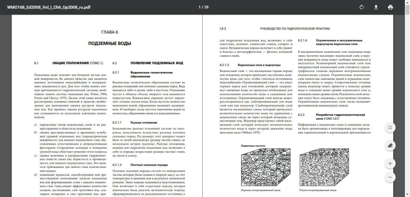 Двухстраничный PDF