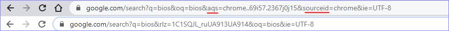 Neat URL