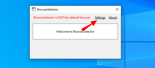 BrowserSelector